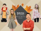O casal Sabrina Carpenter &amp Bradley Steven Perry
