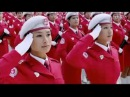 Chinese Female Soldiers-China 60th Anniversary Military Parade