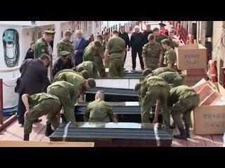 Груз исторической важности: на Родину вернулись останки воинов русско-японской ...