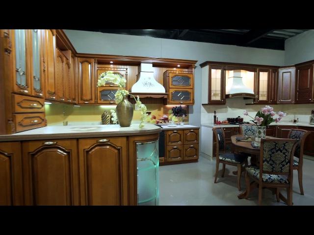 Мебель Point видеотур по кухням. ЮЛИС кухни.