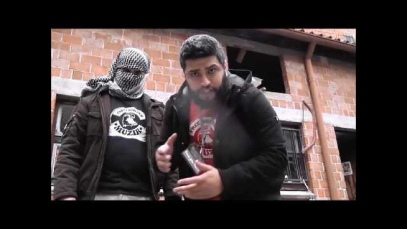 Şervan - Yan Mırın Yan KURDİSTAN ( Ya Ölüm Ya KÜRDİSTAN ) Muthiş super Rap Klıp 2016