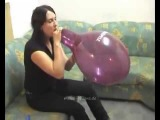 Mausi 03 10 07 at Looner Tube   balloons fetish videos and images