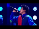 Bruno Mars That's What I Like Live from the Brit Awards 2017