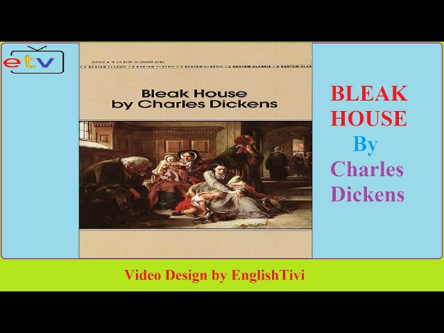 Learn English Through Story ● BLEAK HOUSE - Charles Dickens - Intermediate Level ✔