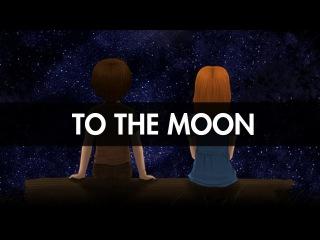 To The Moon: трогательный диалог Джона и Ривер (на русском)