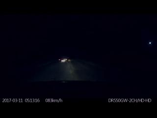 Погоня со стрельбой в Чапаевске