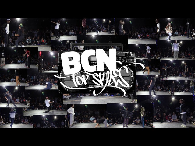 BCN TOP STYLES VOL.6 / Judge Demo Hip Hop / Franky Dee