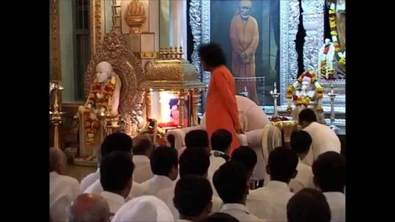 Sai bhajan Lambodhara Gananatha Gajanana