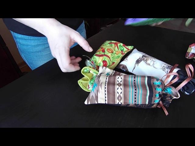 Шнуровка и упаковка корсетного пояса Жгучий перец