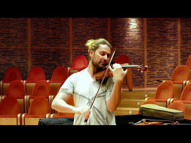 Как звучат скрипки Амати Страдивари Гварнери Дэвид Гаррет в Музее скрипки Кремона