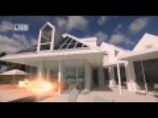 Необычные дома, 3 сезон, 11 эп Дракон, космический корабль и вигвам