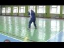 Оспищев С.В. Наработка качания маятника.