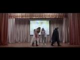 Танцевальная лихорадка 1 тур Выступление школы №128 2016