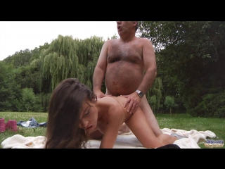 Oldje - 458 (Oldman & Young Girl, Teen, Blowjob, All sex)[Group-Инцест,Taboo,All sex +18]