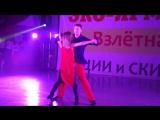 Танцевальная сиеста. Эко-ярмарка ВДНХ. Хастл, Козлов Павел, Понпа Наталья