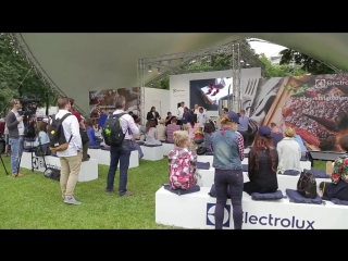 Electrolux Taste of Moscow 2016