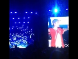 August 21: Fan taken video of Justin performing at V Festival in Staffordshire, UK