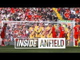 INSIDE ANFIELD Liverpool v Crystal Palace  Coutinho's free-kick and more behind-the-scenes