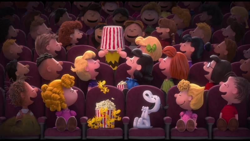 Снупи и мелочь пузатая в кино