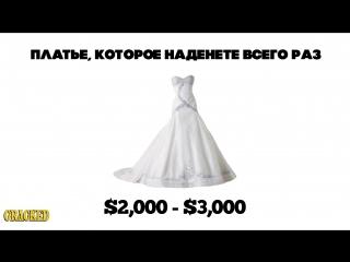 Честная реклама свадеб [Honest Ads от GoodStoryVoice]