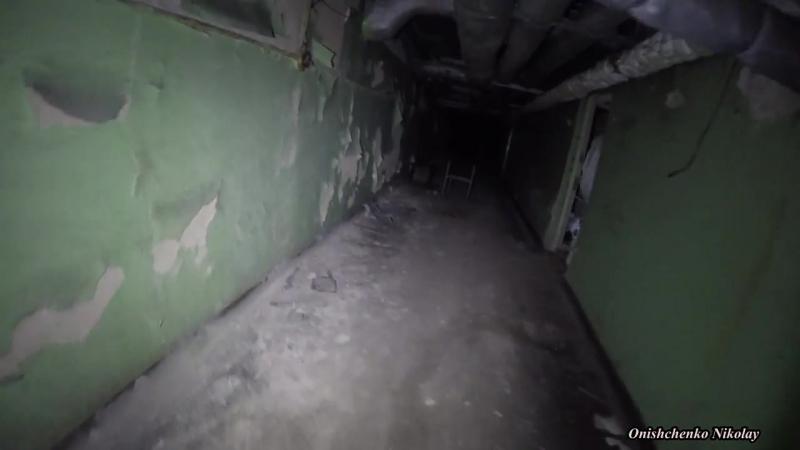 Подвал МСЧ-126 в Припяти. Pripyat_ Hospital MsCh-126 Horrifying basement (1)