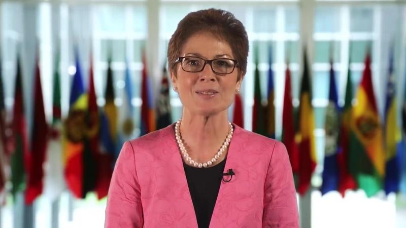 Знайомтеся Марі Йованович Надзвичайний та Повноважний Посол США в Україні