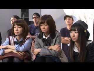 Съёмки видеоклипа Kinmokusei [AKB48 Team Surprise - Atsuko Maeda, Yuko Oshima, Yuki Kashiwagi]