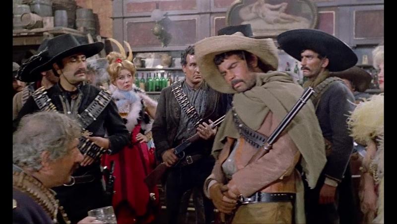 Джанго Django 1966 720p Володарский VHS