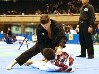 Rafa Mendes vs Okamoto Yuji | 2014 Rickson Cup | Art of Jiu Jitsu Academy