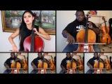 Tina Guo &amp Cremaine Booker Vivaldi Double Cello Concerto