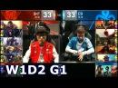 SKT vs C9 - Week 1 Day 2   Group B LoL S6 World Championship 2016 W1D2   SK telecom T1 vs Cloud 9