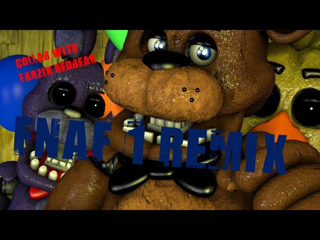 (SFM FNAF) (CFARZIN_REDBEAR) FNAF 1 REMIX song by TheLivingTombstone