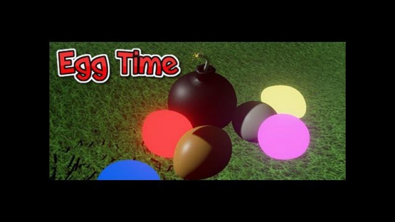 Egg Time (VR game) release trailer