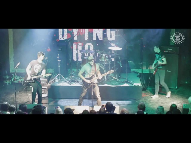 My Dying Hope - Твоя Война | ParkStar 06/01/17 - клуб ТЕАТРЪ