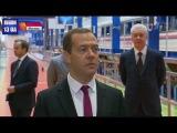 Дмитрий Медведев с главой «РЖД» обсудил развитие железных дорог в России и повышение качества
