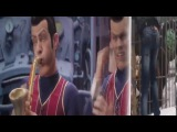 Не лезь, она тебя сожрет LazyTown | We are Number One [YTP]