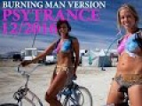 Progressive Psytrance Set December 2016 by Electric Samurai 64 Minutes DJ Set