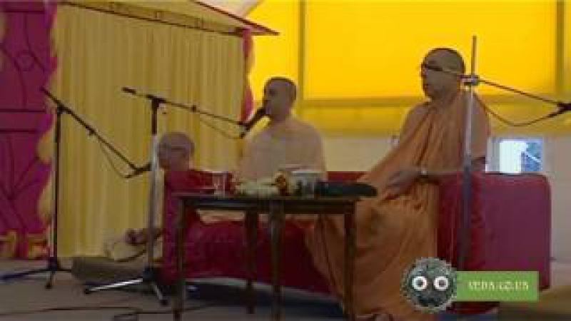 Ниранджана Свами - Всё, что нам нужно - служить Богу