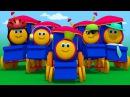 Bob The Train | Five Little Babies | Nursery Rhymes | Kids Songs | Baby Rhymes