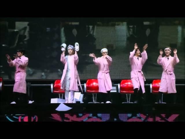 SHINee 샤이니_GIRLS GIRLS GIRLS