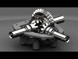 How Differential Gear Works Awesome Tutorial