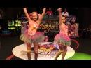 Wiktoria Salwa Marta Galecka   Candela Team   Latino Show Duo   Baltic Salsa Show Cup 2014