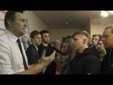 Открытие штаба Алексея Навального в Бийске