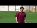 Totti gol fantastico in allenamento 24/03/2017