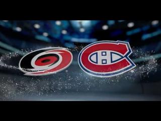 Монреаль - Каролина 1-4. 24.03.2017. Обзор матча НХЛ
