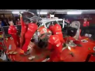 Механики Citroen за три часа делают чудеса)
