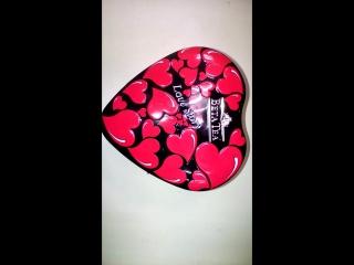 Музыкальная шкатулка с чаем Красное и черное