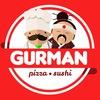 """Кафе """"Гурман"""" Бесплатная доставка суши и пиццы"""