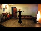 Chandra Dance Party 23.10.2016. Бабаева Екатерина, импровизация