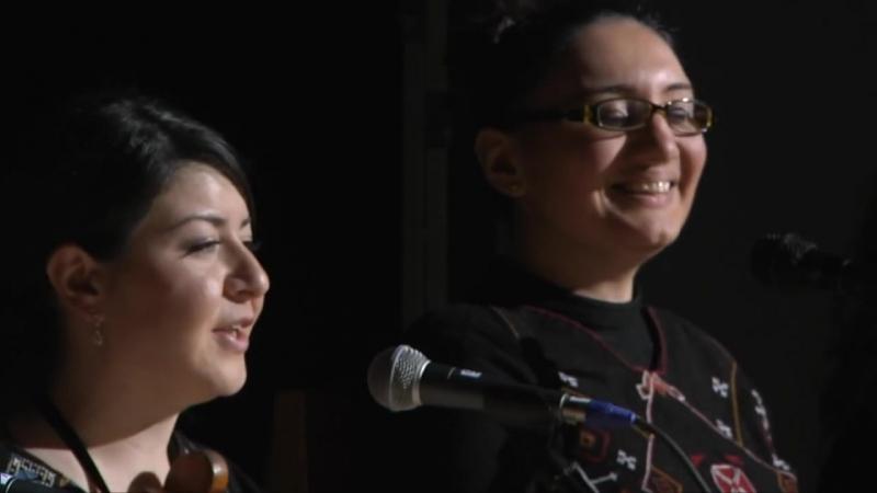 TEDxTbilisi - Gordela ensemble